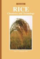 Rice Chemistry and Technology, Third Edition
