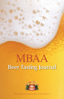 MBAA Beer Tasting Journal (single copy)