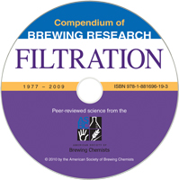 FILTRATION: Brewing Research CD-ROM (Single-User License)