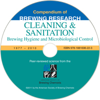 CLEANING & SANITATION: Brewing Research CD-Rom (Single User)